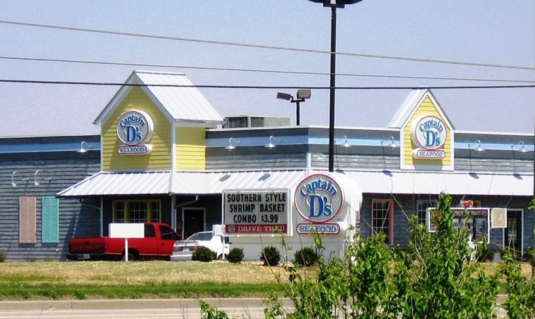Captain D's Seafood | Shelbyville, IN