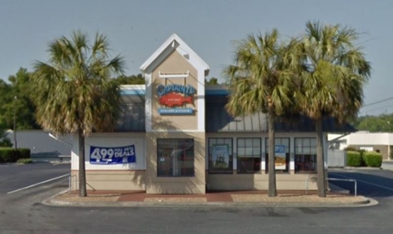 Captain D's Seafood | Vidalia, GA