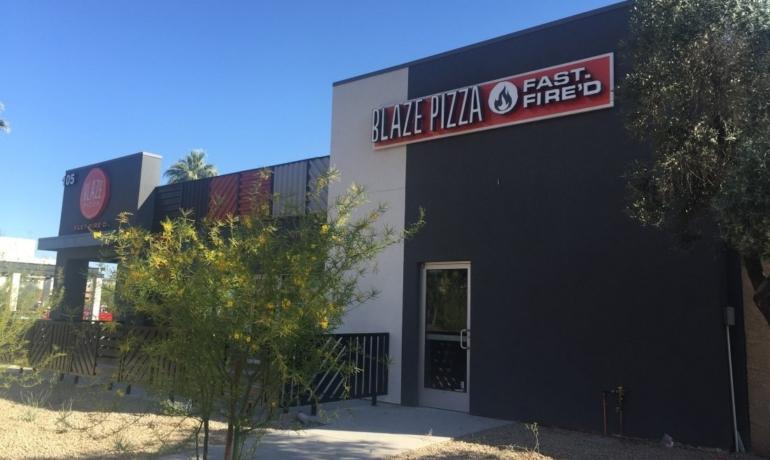 Blaze Pizza | Tempe, AZ