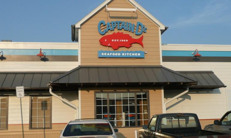 Captain D's Seafood | Centre, AL