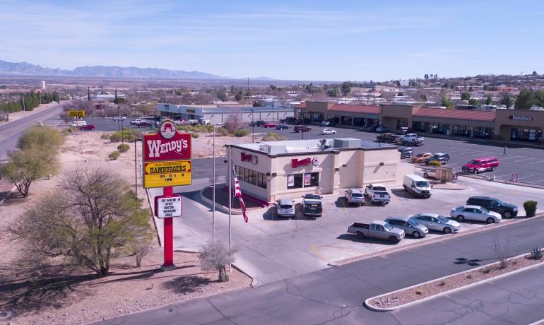 Wendy's   Benson, AZ