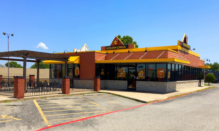 Golden Chick | Oklahoma City, OK