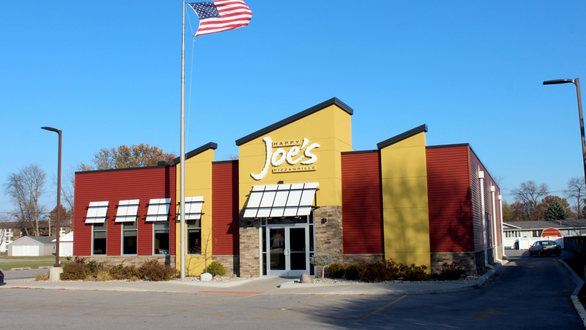 Happy Joe's Pizza | Galesburg, IL