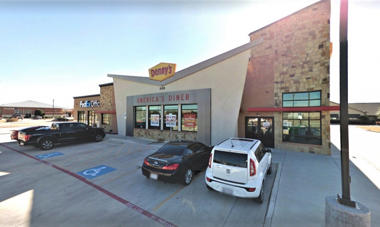 Denny's & FedEx Office   Murphy, TX