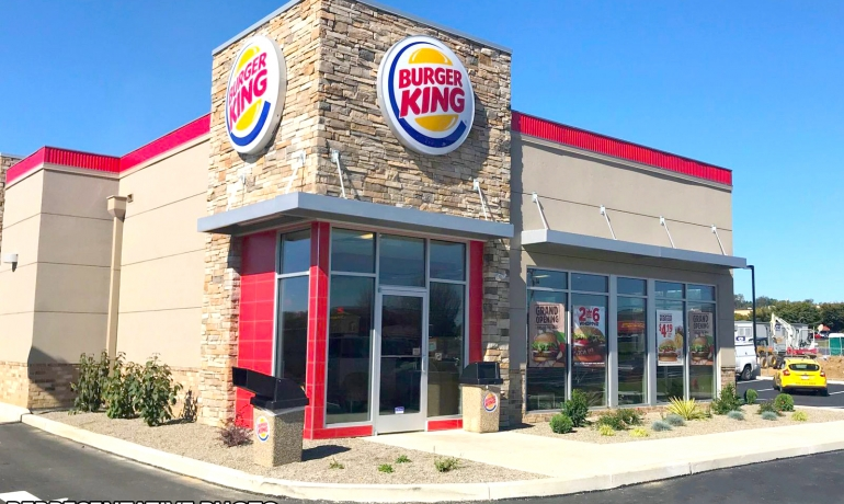 Burger King | Lewistown, MT