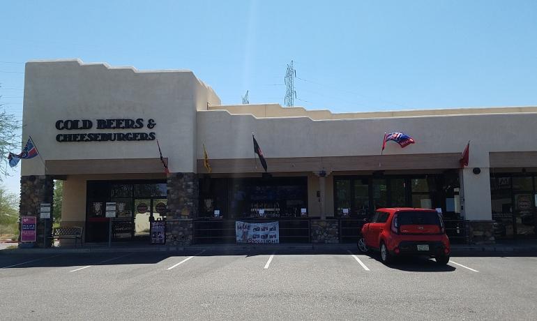 Cold Beers & Cheeseburgers | Scottsdale, AZ