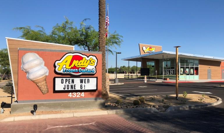 Andy's Frozen Custard | Mesa, AZ