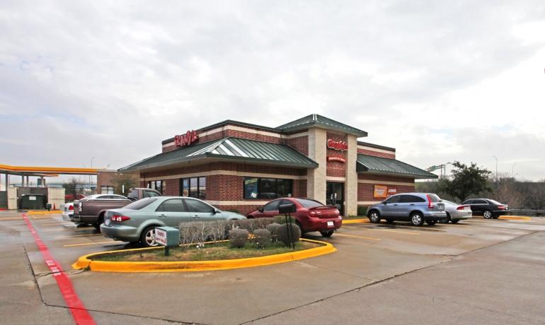Vacant Restaurant with Drive-Thru | Arlington, Texas