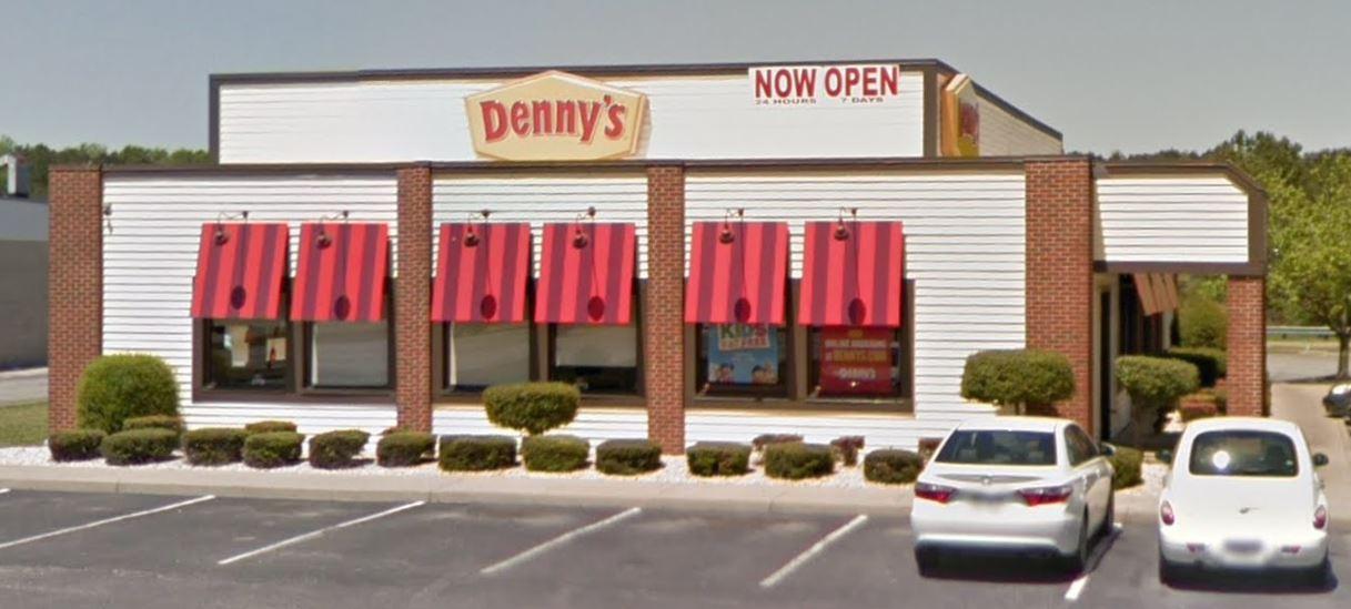Denny's   Hopewell, VA