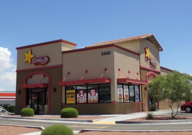 Carl's Jr.   Kingman, AZ