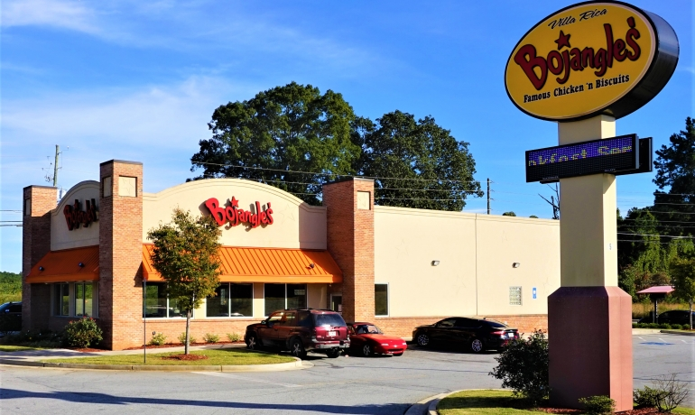 Bojangles | Atlanta MSA, GA
