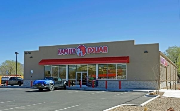 Family Dollar | Bouse, AZ